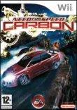 Carátula de Need For Speed: Carbono para Wii