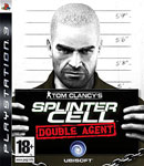 Carátula de Splinter Cell: Double Agent