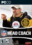 Carátula de NFL Head Coach para PC