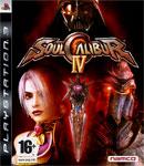 Carátula de Soul Calibur IV para PlayStation 3