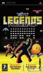 Carátula o portada Europea del juego Taito Legends Power Up para PlayStation Portable