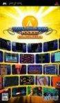Carátula o portada EEUU del juego Taito Legends Power Up para PlayStation Portable