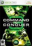 Carátula o portada Europea del juego Command & Conquer 3: Tiberium Wars para Xbox 360