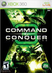 Carátula o portada EEUU del juego Command & Conquer 3: Tiberium Wars para Xbox 360
