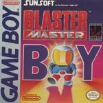 Carátula de Blaster Master Boy para Game Boy