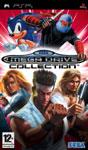 Carátula de SEGA MegaDrive Collection para PlayStation Portable