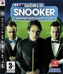 Carátula de World Snooker Championship 2007 para PlayStation 3