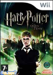 Carátula de Harry Potter y la Orden del Fénix para Wii
