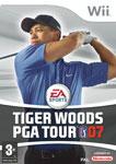 Carátula de Tiger Woods PGA Tour 07