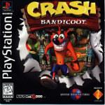 Carátula de Crash Bandicoot para PSOne