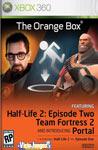 Carátula de Half-Life 2: The Orange Box para Xbox 360