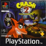Carátula de Crash Bandicoot 2: Cortex Strikes Back para PSOne