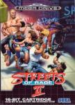 Carátula de Streets of Rage 2 para Mega Drive