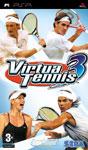 Carátula de Virtua Tennis 3