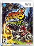 Carátula de Mario Strikers Charged Football para Wii