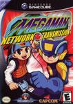 Carátula de Megaman Network Transmission para GameCube