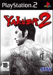 Car�tula de Yakuza 2