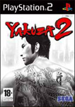 Carátula de Yakuza 2