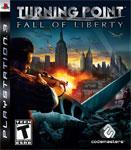 Carátula de Turning Point: Fall of Liberty para PlayStation 3