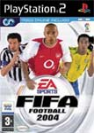 Car�tula de FIFA Football 2004 para PlayStation 2