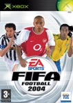 Carátula de FIFA Football 2004 para Xbox