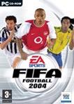 Carátula de FIFA Football 2004 para PC