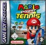 Carátula de Mario Power Tennis