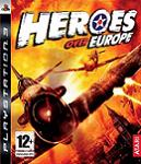 Carátula de Heroes Over Europe para PlayStation 3
