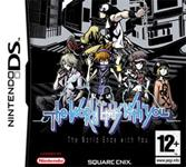 Carátula de The World Ends With You
