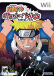 Car�tula de Naruto: Clash of Ninja Revolution