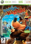 Car�tula de Banjo Kazooie: Baches y Cachivaches