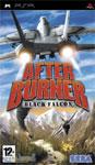 Car�tula de After Burner: Black Falcon