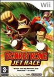 Carátula de Donkey Kong Jet Race
