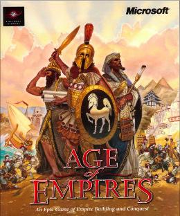 Carátula de Age of Empires para PC