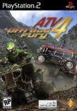 Car�tula de ATV Offroad Fury 4