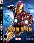 Carátula de Iron Man para PlayStation 3
