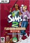 Carátula de Los Sims 2: Las Cuatro Estaciones para PC
