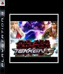 Car�tula de Tekken 5: Dark Resurrection
