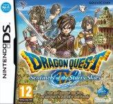 Carátula de Dragon Quest IX: Centinelas del Firmamento para Nintendo DS