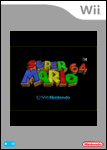 Car�tula de Super Mario 64