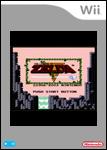 Carátula de The Legend of Zelda para Wii CV - Wii Ware