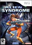 Car�tula de Alien Syndrome para Wii