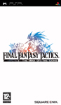 Carátula de Final Fantasy Tactics: The War of the Lions
