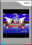 Carátula de Sonic the Hedgehog para Wii CV - Wii Ware