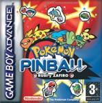 Carátula de Pokémon Pinball: Rubí y Zafiro para Game Boy Advance