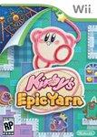 Carátula de Kirby's Epic Yarn para Wii