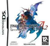 Car�tula de Final Fantasy Tactics A2: Grimoire of the Rift