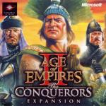 Carátula de Age of Empires II: The Conquerors Expansion para PC