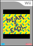 Carátula de ToeJam & Earl para Wii CV - Wii Ware