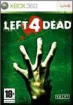 Carátula de Left 4 Dead para Xbox 360